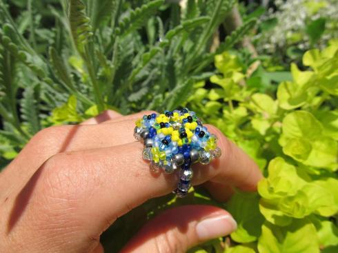Patience in Bloom Jewelry